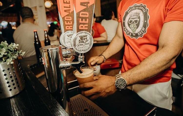 4Jacks lanza su propia cerveza